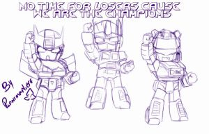 TF- Autobots Are the Champions by plantman-exe