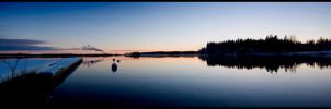 silent panorama by Falconia