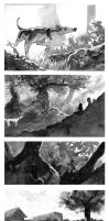Concepts for comic project by IsmaelHernandezArt