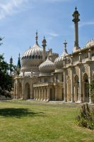 brighton pavilion by cubstock