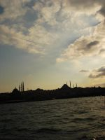 Istanbul by Crisstyana