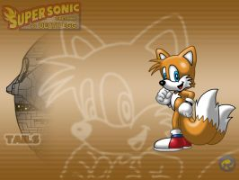 """Miles """"Tails"""" Prower by rogferraz"""