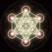 Metatron cube by gyenayme