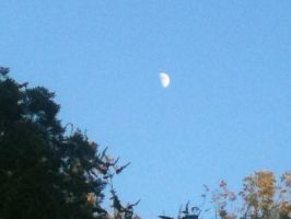 The Moon! :) by krislove45