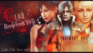 RE4 banner by BlacknessAffection