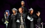 (MMD KH) Seekers Of Darkness by Cheyennetwilight