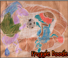 Fraggle Rock :  The Egg by AlicornMoonstar