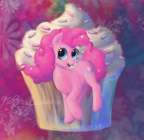Pinkie Pie by KatOtter