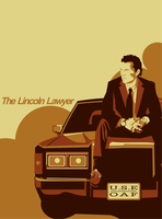 the lincoln lawyer with indiana jones style by Yusuf-Graphicoholic