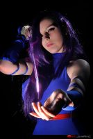 Psylocke: Psychic by MoonFoxUltima