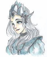 Lady of Ice by oasiswinds