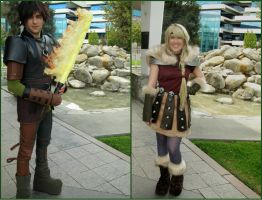 How To Train Your Dragon 2 by SPiCEYCOSPLAY