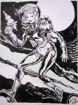 HeroesCon 2011 - Space Girl by mysteryming