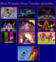 Top Wander Over Yonder List by Detective88