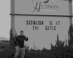 socialism by ChaelMontgomery