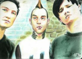 MY 1ST BLINK PORTRAIT by cheetor182