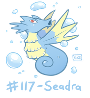 117 - Seadra by Electrical-Socket
