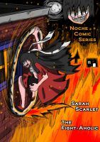 Noche Comic Series - #4 Sarah Scarlet by TheInfamousJoeLinder
