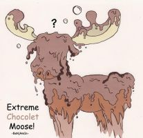 Extreme Chocolate Moose by Dank-Monkey