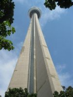 CN Tower by Charly-Stary-Eyes