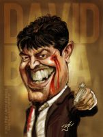 David Billa - Caricature by libran005