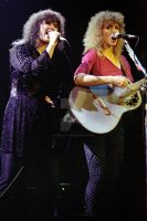 Ann and Nancy Wilson by kevindoyleart