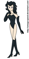 Kaiju Queen Tempest - Battle Outfit by Omega-Speed