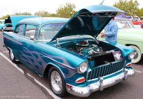 1955 Chevy Bel Air by worldtravel04
