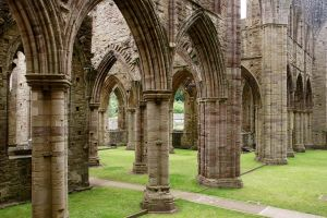 Tintern Abbey 05 Stock by lokinststock