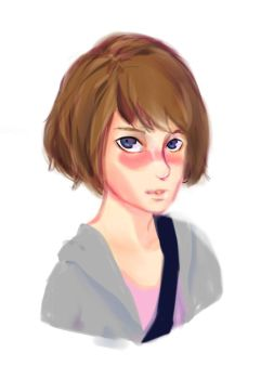 Max Caulfield by ZipperZoned