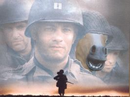 Saving Private Horse by Team-Horse