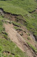Hill Erosion by FoxStox
