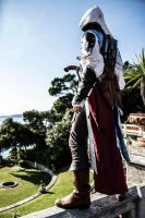 Edward Kenway Costume by FredProps