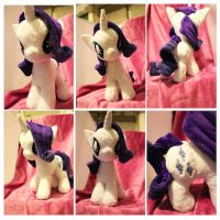 Filly Rarity by buttsnstuff