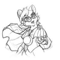 NIMH Redux WIP by MeecesMikMouse