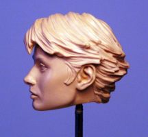 AH Catwoman profile by TKMillerSculpt