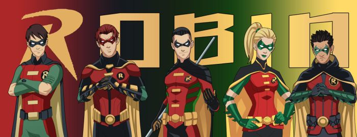 Robin Forever by Roysovitch