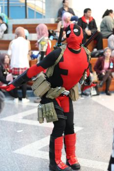 The things deadpool does by PostDramatic