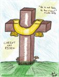 He Is Risen Indeed by Sarah-SolaFide