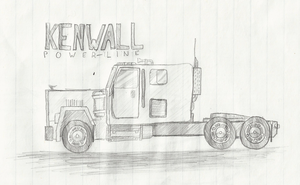 Kenwall Power-line by Pixel-pencil
