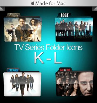 -Mac- TV Series Folders K-L by paulodelvalle
