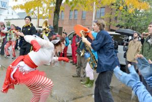 2014 Honk Festival,Noise and Boogie On the Street8 by Miss-Tbones