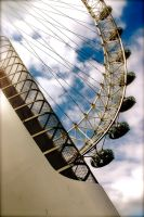 London Eye -2 by jmwvann