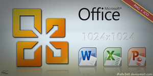 Microsoft Office Icon Pack HQ by iFoXx360