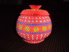 Basket and lid by dfoosdc