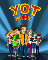 UOTshow in Futurama style by LeenaKill