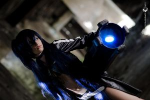 Black Rock Shooter Cosplay by KICKAcosplay