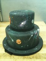 Space Cake- side by Spudnuts
