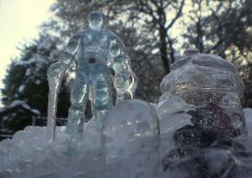 Ice Man - Pic 2 by CyberDrone