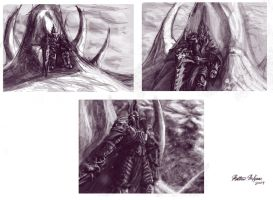 Arthas Storyboard by Kanaru92